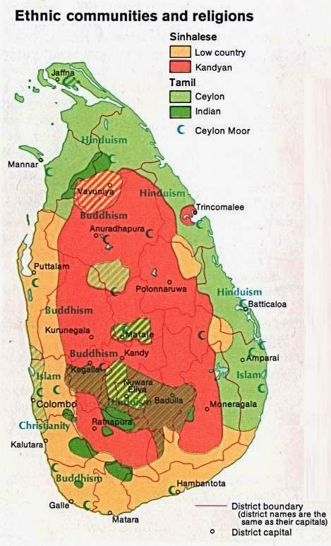 Quirky Wars and Campaigns (Part 6; Sri Lankan Civil War ...