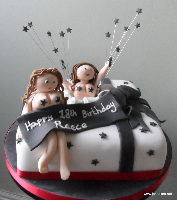18th Birthday Cakes For Girls » Picture