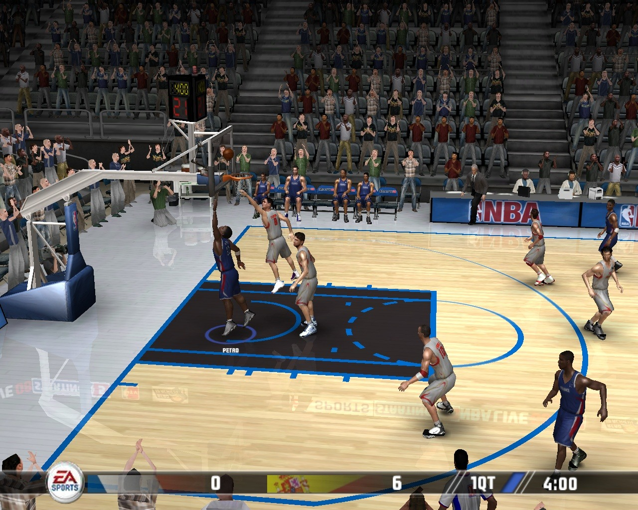 NBA Live 08 Free Full Game Download - Free PC Games Den