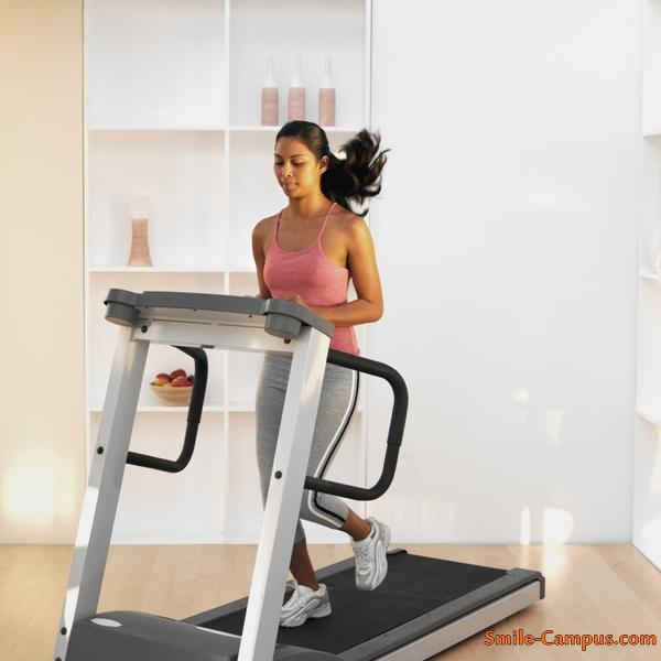 Using the Treadmill