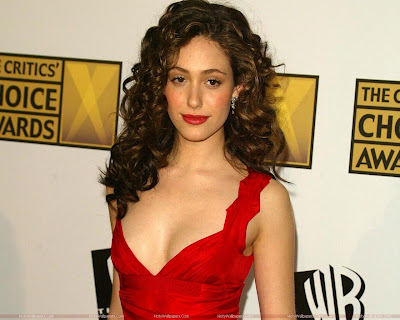 Emmy Rossum Hollywood Actress HD Wallpaper