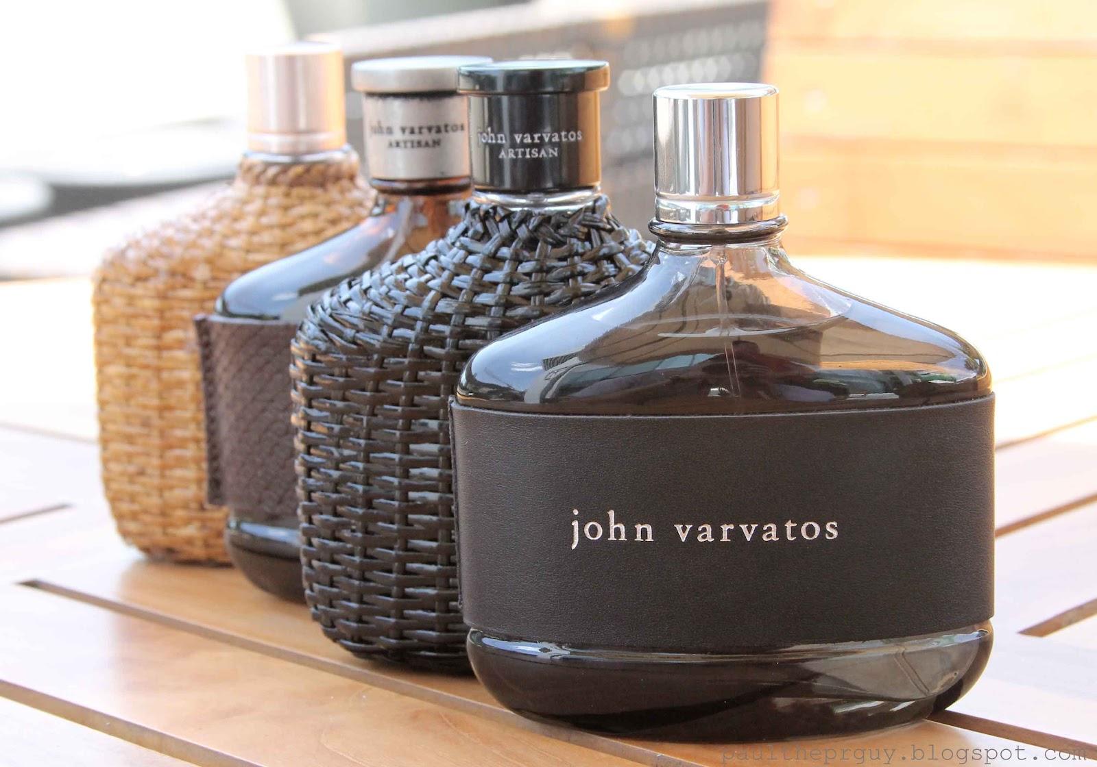john varvatos parfume