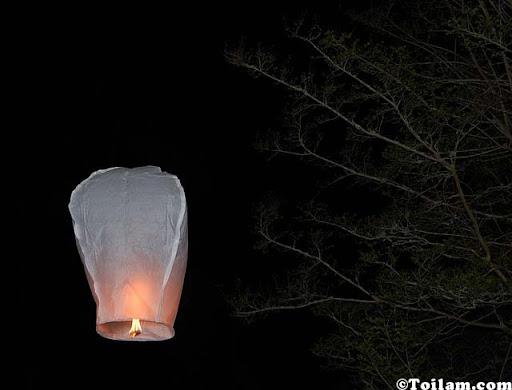 Lồng đèn Chỉ thiên
