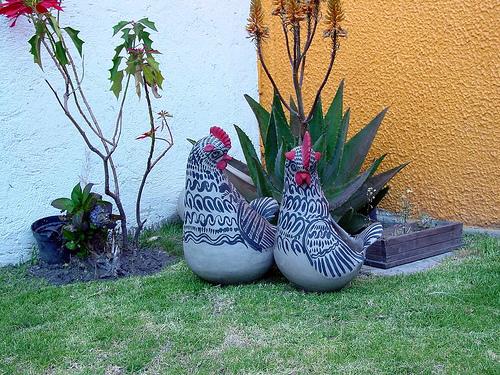 Decoracion de interiores y casa - Como decorar el jardin de mi casa ...