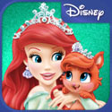 Disney Princess Palace Pets Icon Logo