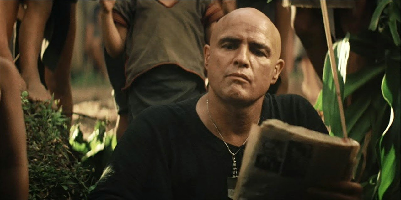 admiral kurtz apocalypse now Bringing the big screen to life with description and analysis of kurtz (marlon  brando) in apocalypse now.