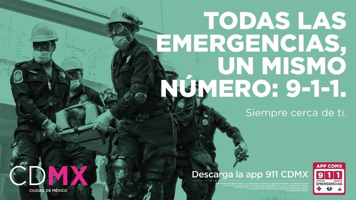Número Nacional de Emergencias
