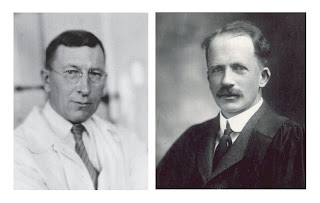 Banting y Macleod descubrieron la insulina
