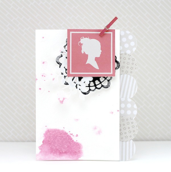 Amy Tsuruta Chickaniddy Twirly Girly April Pinspiration Card