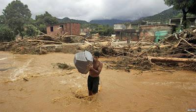 INUNDACIONES EN RIO DE JANEIRO 2013