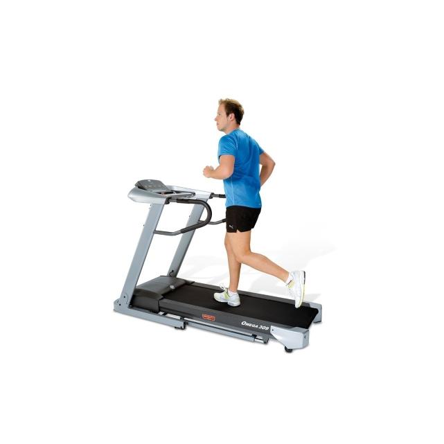 fitness en ligne horizon tapis de course omega 309