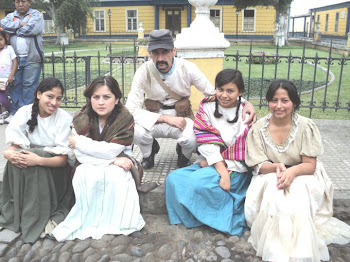 """Alumnas del Taller participan en película """"Gloria del Pacífico"""""""