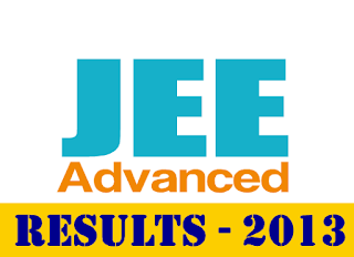JEE Advanced Result 2013 at www.jee.iitd.ac.in