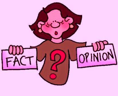 Pengertian Fakta dan Opini