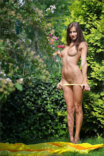 wet pussy - feminax-sexy-michaela-isizzu-nude-and-naked-in-the-bushes-06-783182.jpg