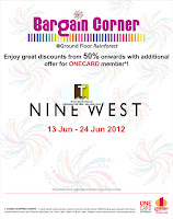 Nine West Bargain Corner