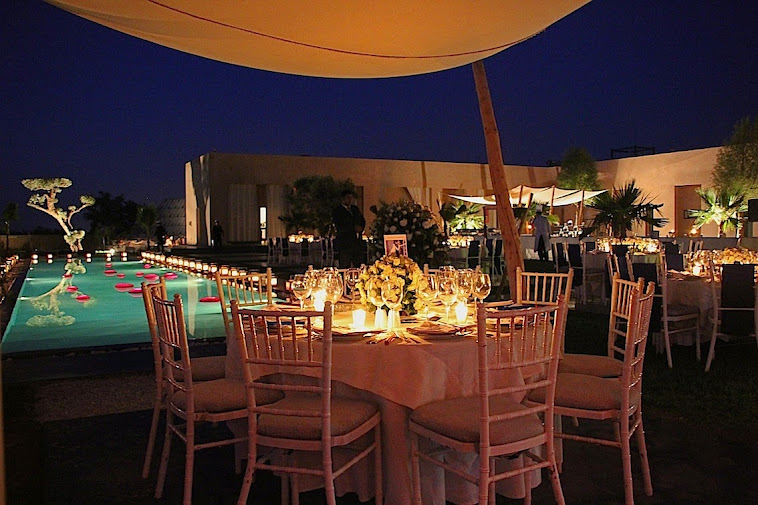 Un mariage à Marrakech
