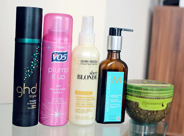 Hair Products, Favourite Hair Products, My Top Five Hair Products, Hair care, My Hair care Favourites 2013,