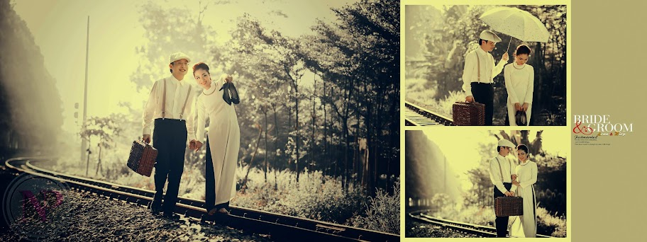 Album ảnh cưới ngoại cảnh Hồ Cóc - Thực hiện bởi Nhiếp Phong Photo