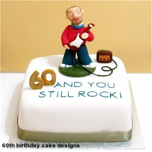 Cake Designs For 60th Birthday : Best 60th Birthday Cake Designs 2015 - The Best Party Cake