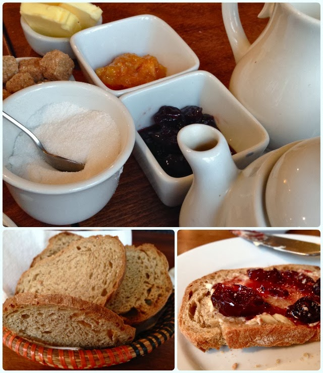 Parkers Arms - Breakfast