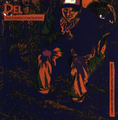 Del Tha Funkee Homosapien – I Wish My Brother George Was Here (CD) (1991) (FLAC + 320 kbps)