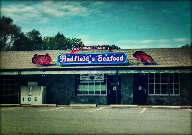 hadfield's seafood