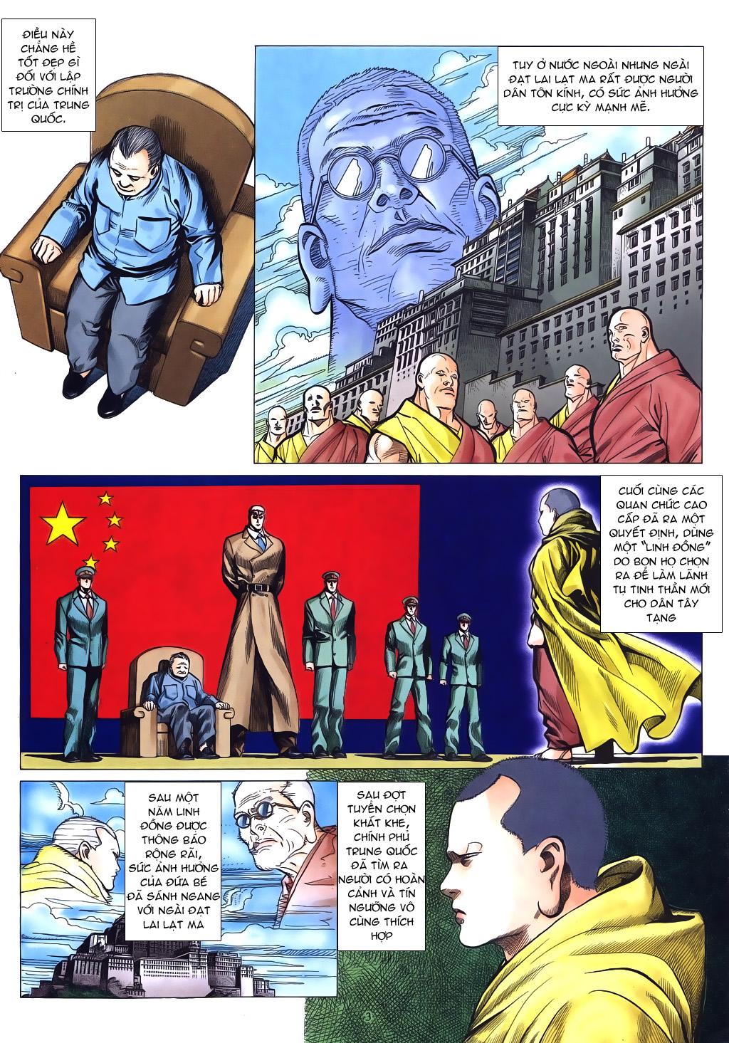 Mạt Nhật Chiến Lang chap 16 - Trang 3