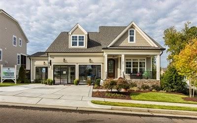 Sale leaseback model home