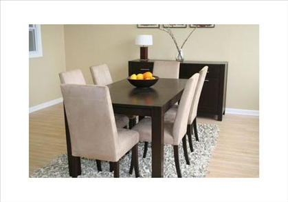 Modern Diy Art Design Collection: Contemporary Dining Room Sets