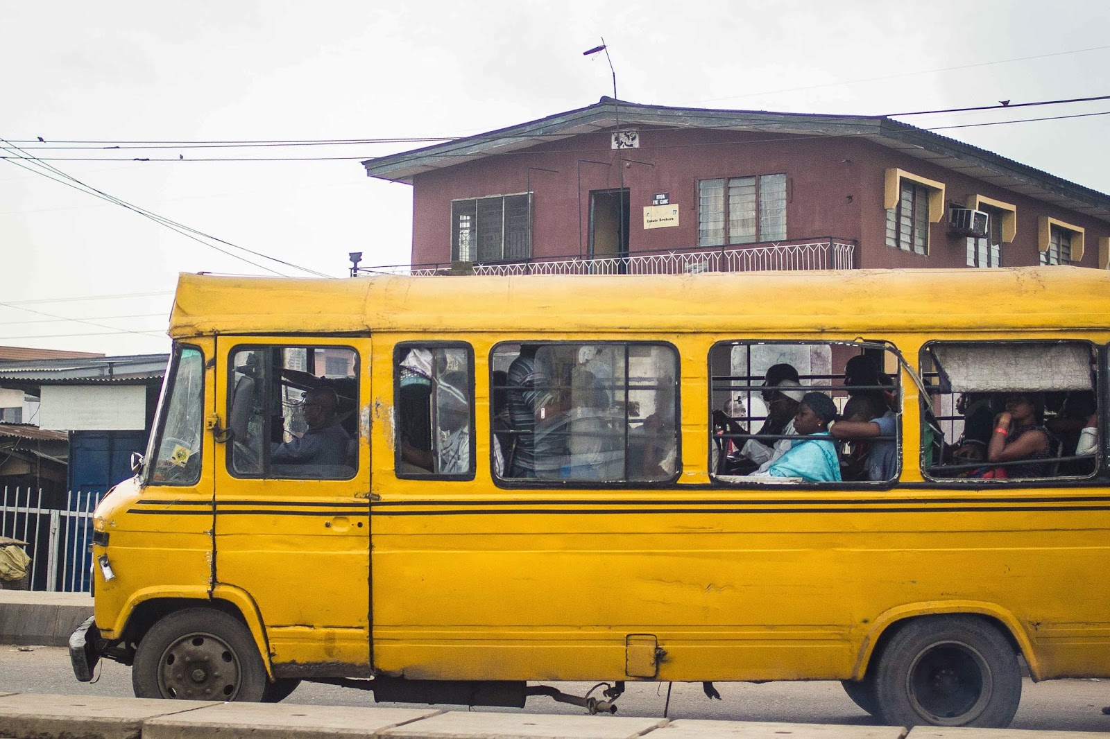 woman disappears bus ikotun lagos