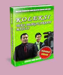 E-Book Koleksi Teks Pengacaraan Majlis