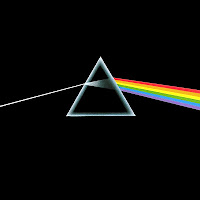 Portada de The Dark Side Of The Moon de Pink Floyd
