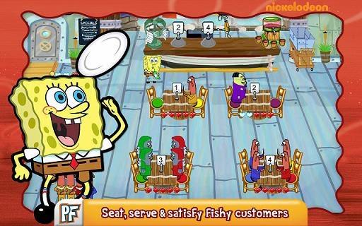 صور لعبة سبونج بوب SpongeBob للاندرويد