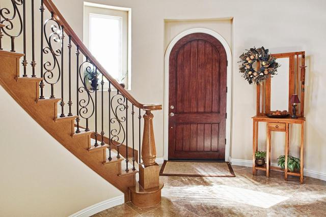 5 consigli su come creare un buon feng shui nella porta di - Entrata di casa ...
