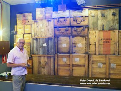 Canal Historia búker alemán de Gran Canaria, Jaime Rubio Rosales