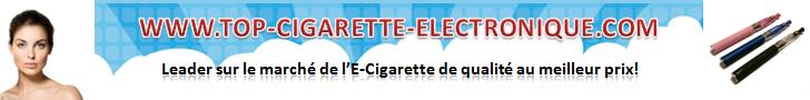 TOP CIGARETTE ELECTRONIQUE