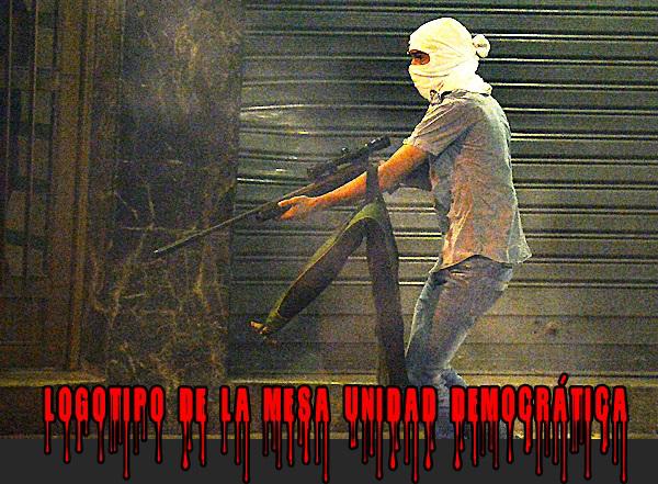 """ASI TRABAJAN LAS """"PACIFICAS"""" MANIFESTACIONES DE LA """"OPOSICION"""" EN VENEZUELA"""