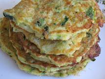 Seeking June Cleaver Veggie Variety Zucchini Pancakes