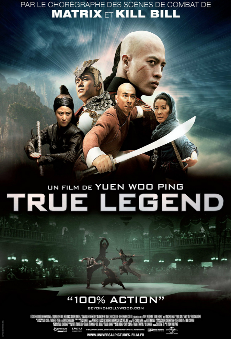 True Legend - Tô Khất Nhi - Su Qi-Er (2010) HD