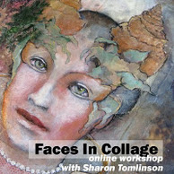 Faces In Collage