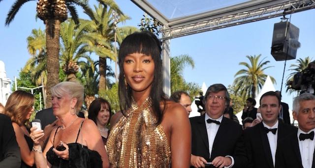 Naomi Campbell culpable en juicio por golpear fotógrafo