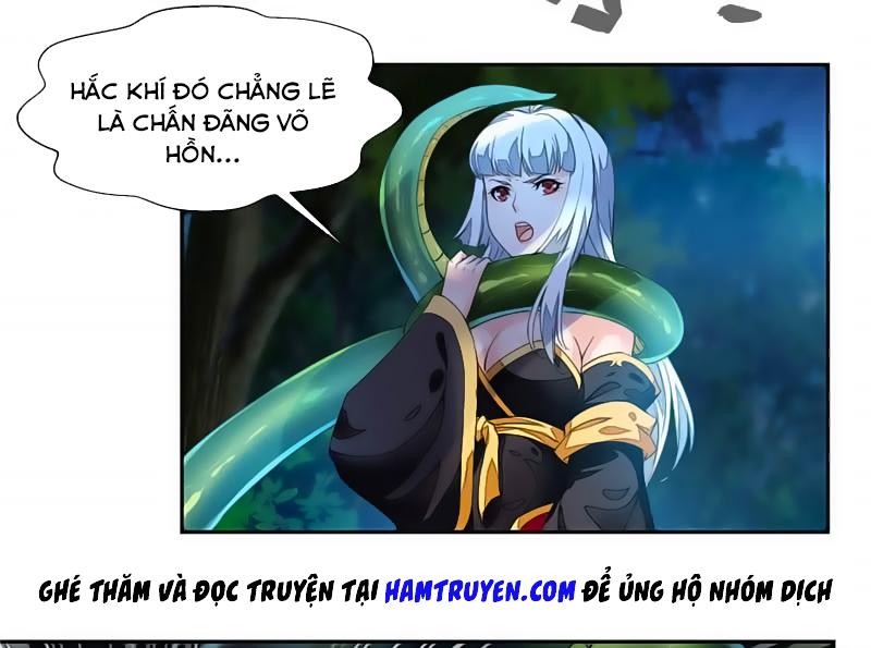 Cửu Dương Thần Vương - Chap 21
