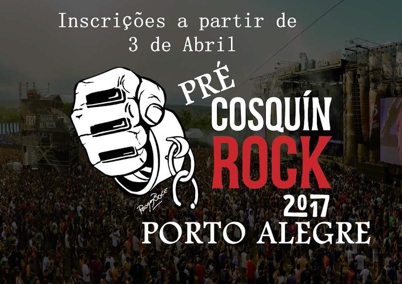 Pre-Cosquin Porto Alegre
