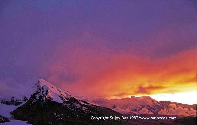 North Sikkim Plateau