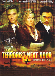 theterroristnextdoor Nace Un Terrorista 2008 [DVDRip]   Español Latino
