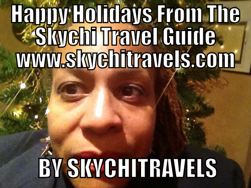 Happy Holidays from The Skychi Travel Guide
