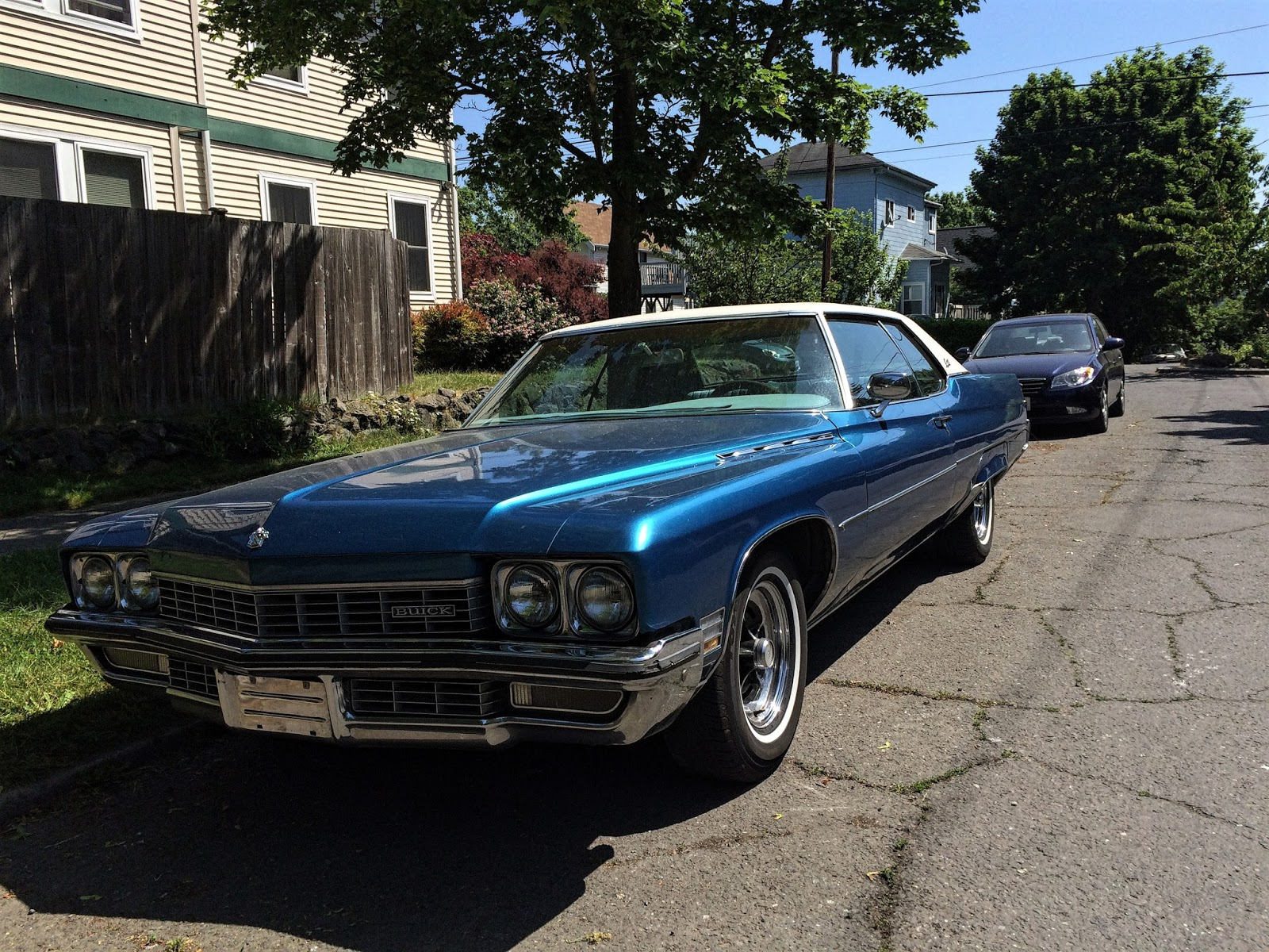 1972 Buick Electra Limited Coupe on 1971 buick electra
