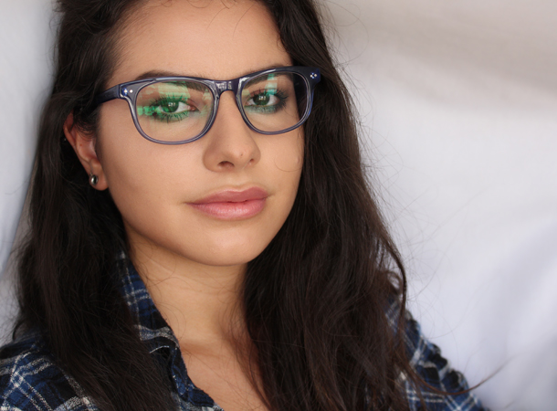 firmoo acetate blue f047 glasses frames review pictures