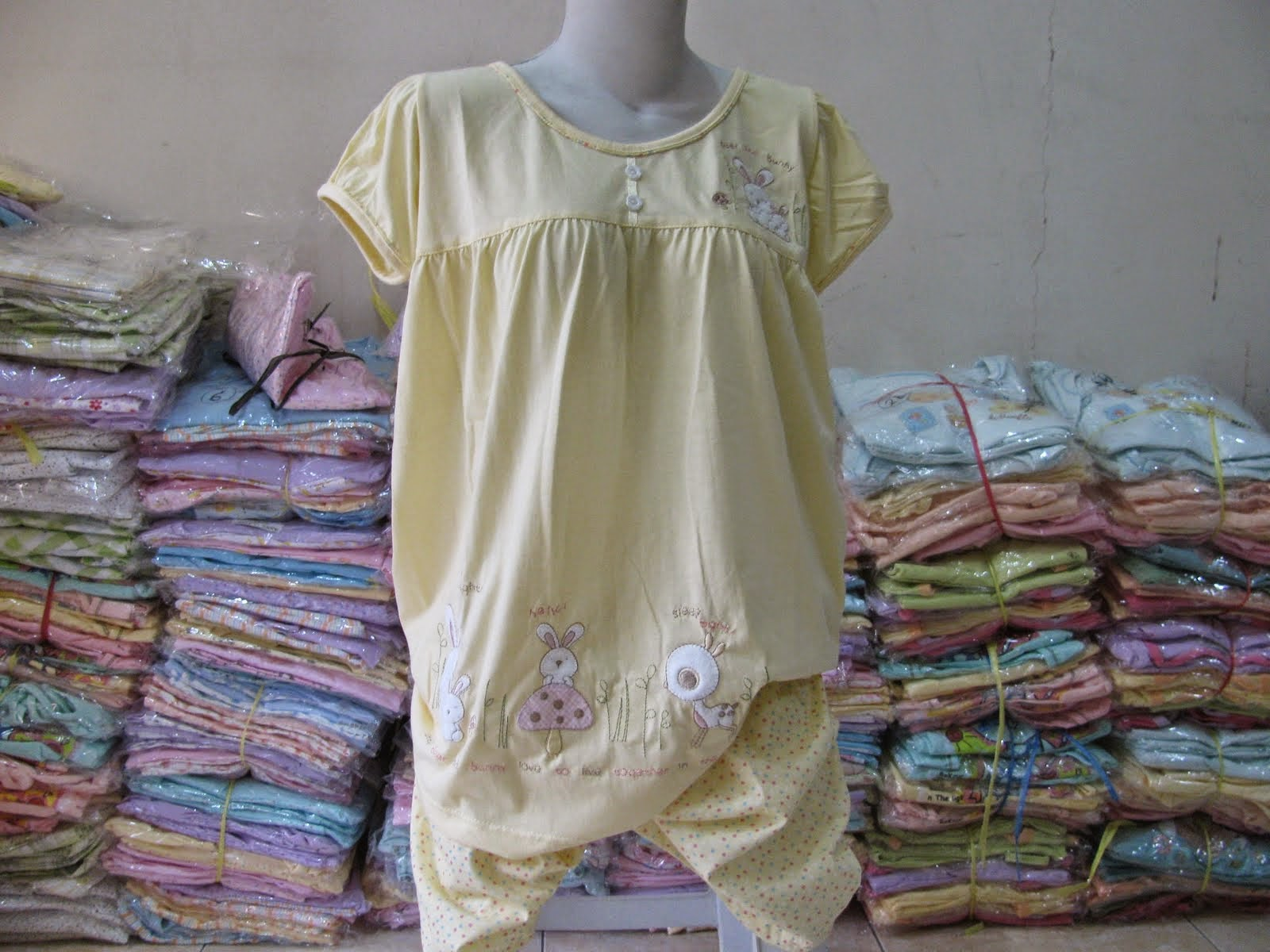 Aneka Daster Babydoll Surabaya